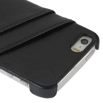 Etui ID til iPhone 5 / 5S / SE - Sort