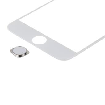 Home-knap iPhone 6s Plus - Sølv
