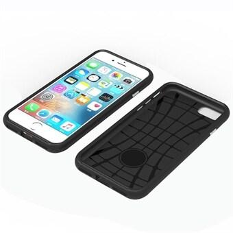 iPhone 7 Cover med Bumperbeskyttelse