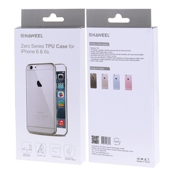 Supertyndt Cover iPhone 6 & 6s