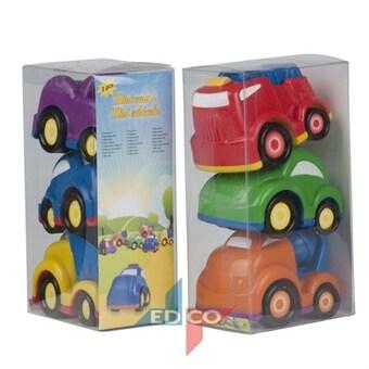 Minibiler 3-pak