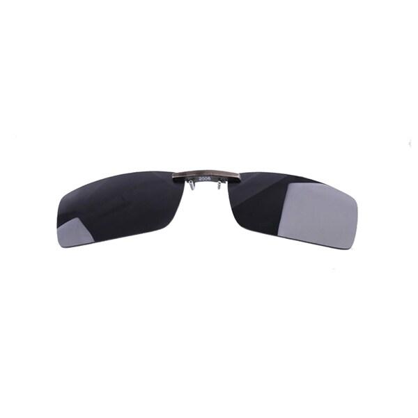Clip-on Solglasögon - Storlek Medium