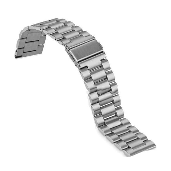 MOBILCOVERS.DK Apple Watch (42-44mm) Stainless Steel Rem Rosa Sølv