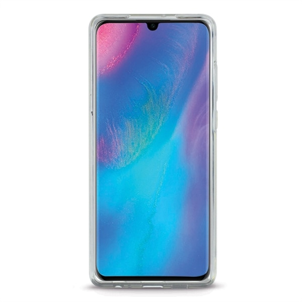 Case FortyFour No.1 Case Huawei P30 Pro Clear